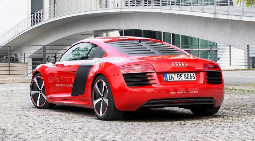 Audi R8 E Tron 2013 Review Car Magazine