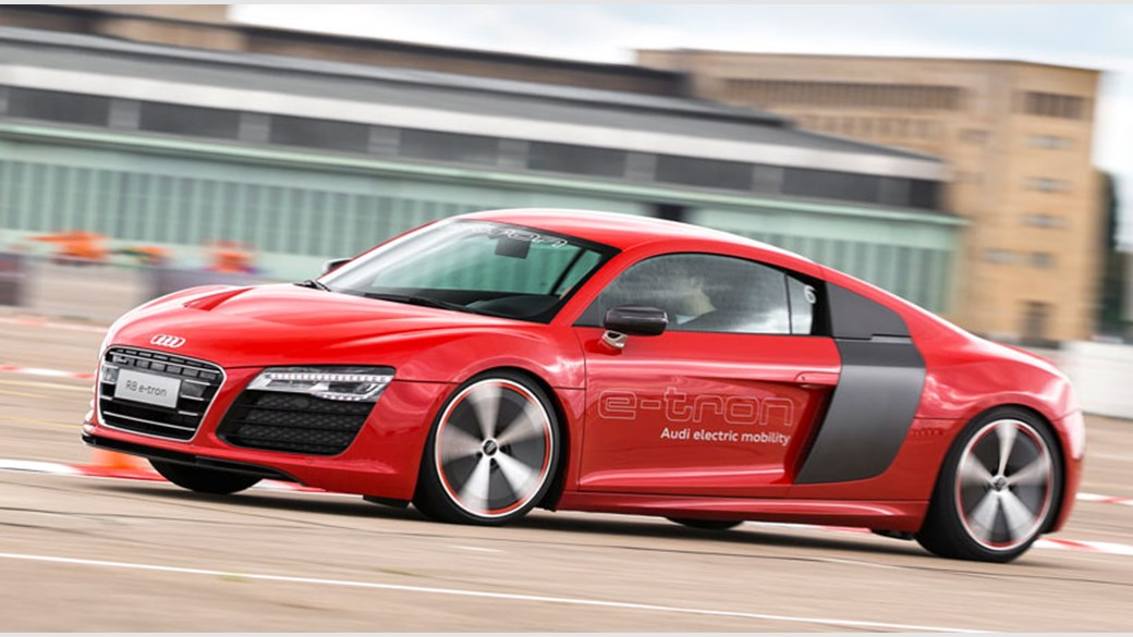 Audi R Etron Review CAR Magazine - Audi r8 etron