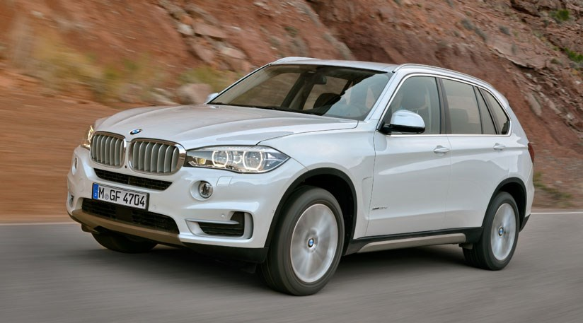 BMW X5 (2013) first official pictures by CAR Magazine