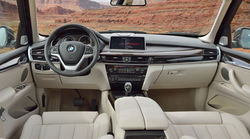 BMW X5 2013 first official pictures by CAR Magazine