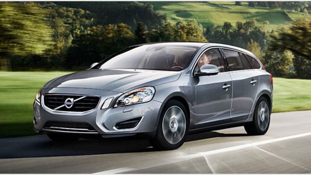 Volvo V60 D6 Plug In Hybrid 2013 Review Car Magazine