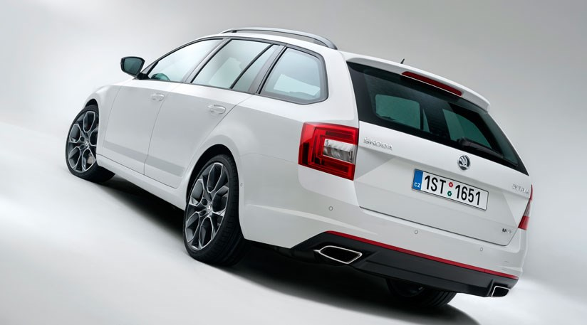 new skoda octavia rs 2013