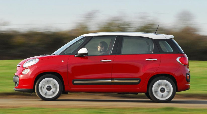 Used BMWs For Sale >> Fiat 500L 1.6 MultiJet (2013) review | CAR Magazine