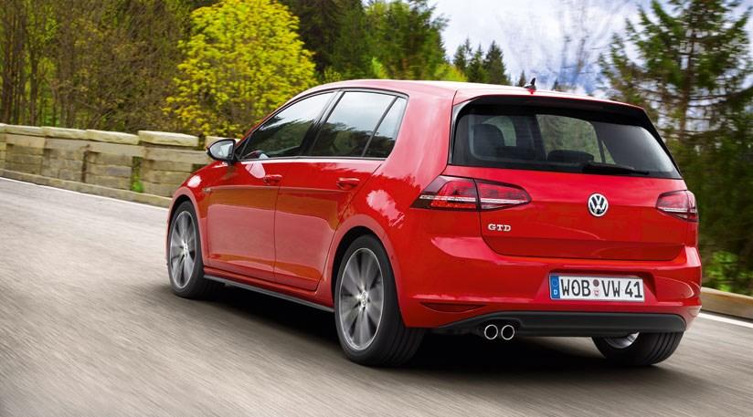 VW Golf GTD (2013) review | CAR Magazine