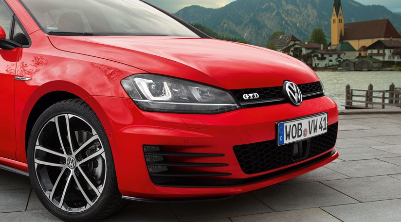 Vw Golf Gtd 2013 Review By Car Magazine
