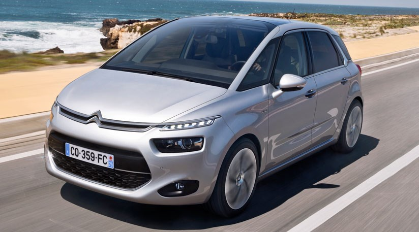 Citroen c4 picasso 115 e hdi 2013 review by car magazine - Specchio retrovisore citroen c4 picasso ...