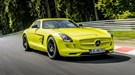 Mercedes SLS Electric Drive (2013) sets new Nürburgring lap record