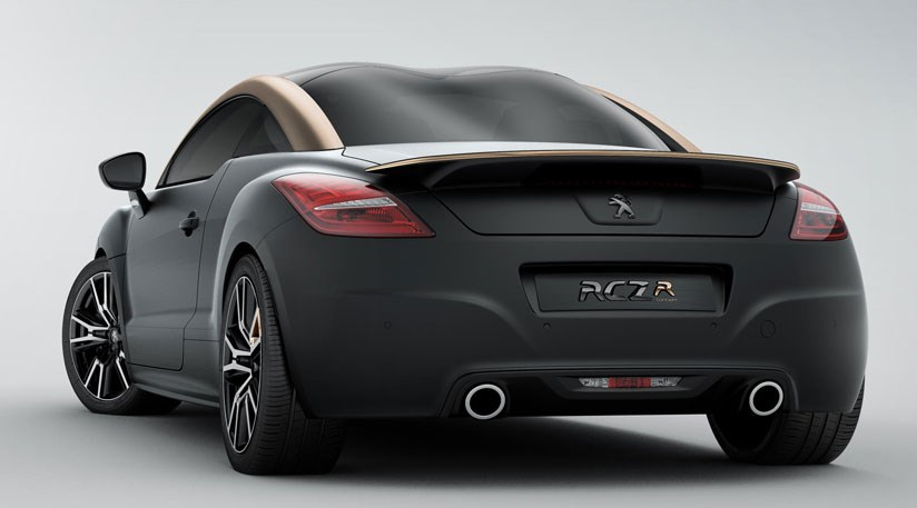 peugeot rcz r to debut at 2013 goodwood festival of speed by car magazine. Black Bedroom Furniture Sets. Home Design Ideas