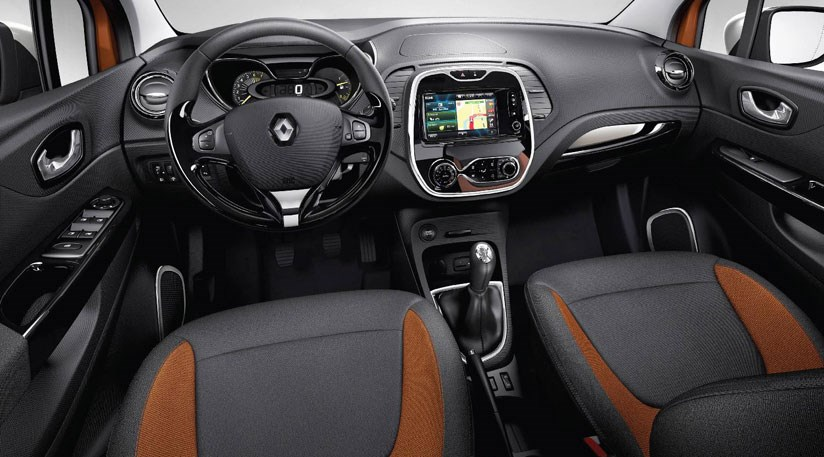 renault captur 2013 review by car magazine. Black Bedroom Furniture Sets. Home Design Ideas