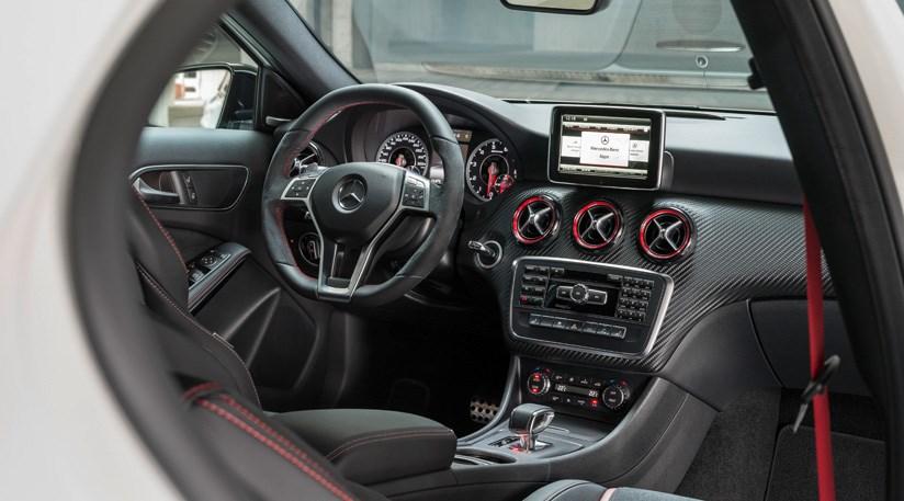 Mercedes A45 Amg 2013 Review Car Magazine