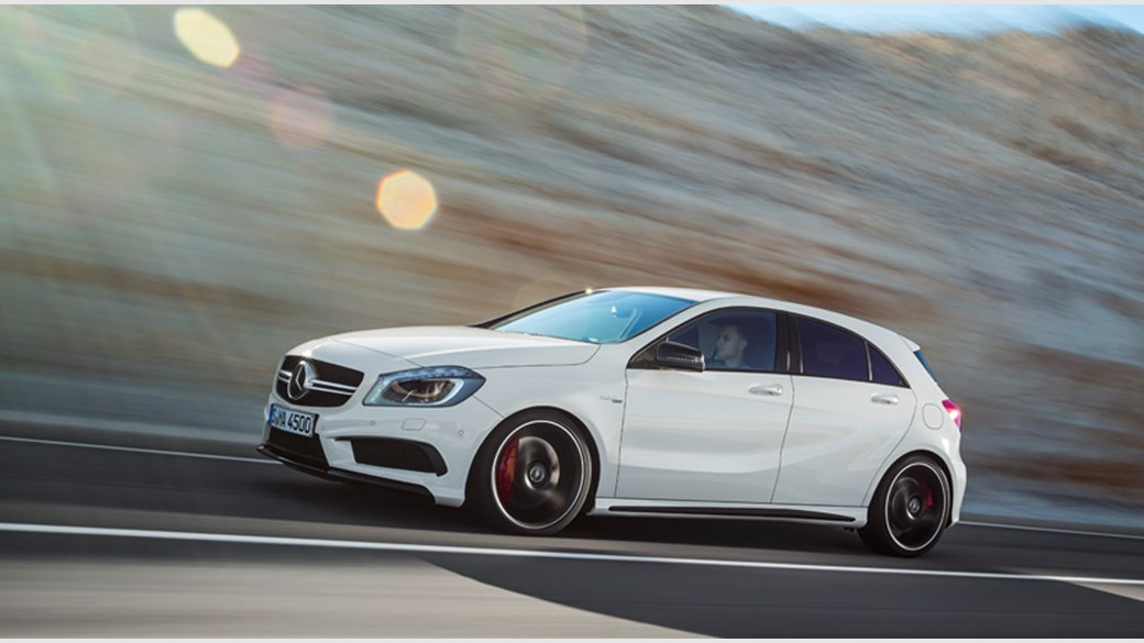 Mercedes A45 Amg 2013 Review Car Magazine