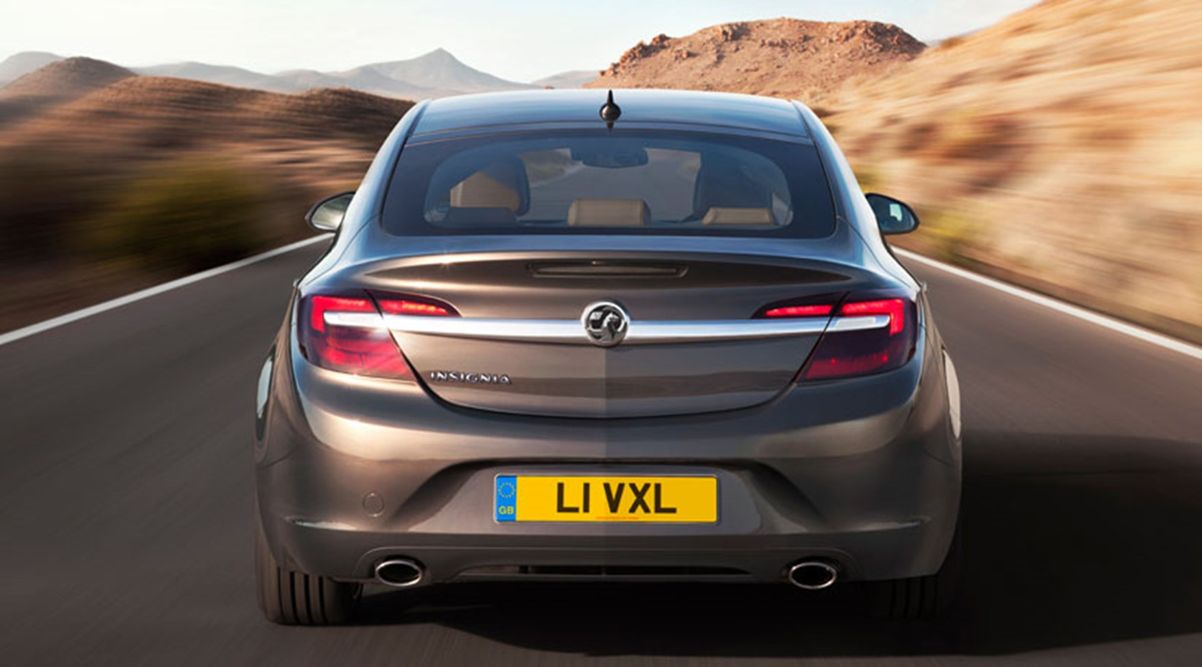 Vauxhall Insignia Facelift 2013 First Pictures Of