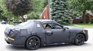 Ford Mustang (2014) first spy shots of UK-bound pony car