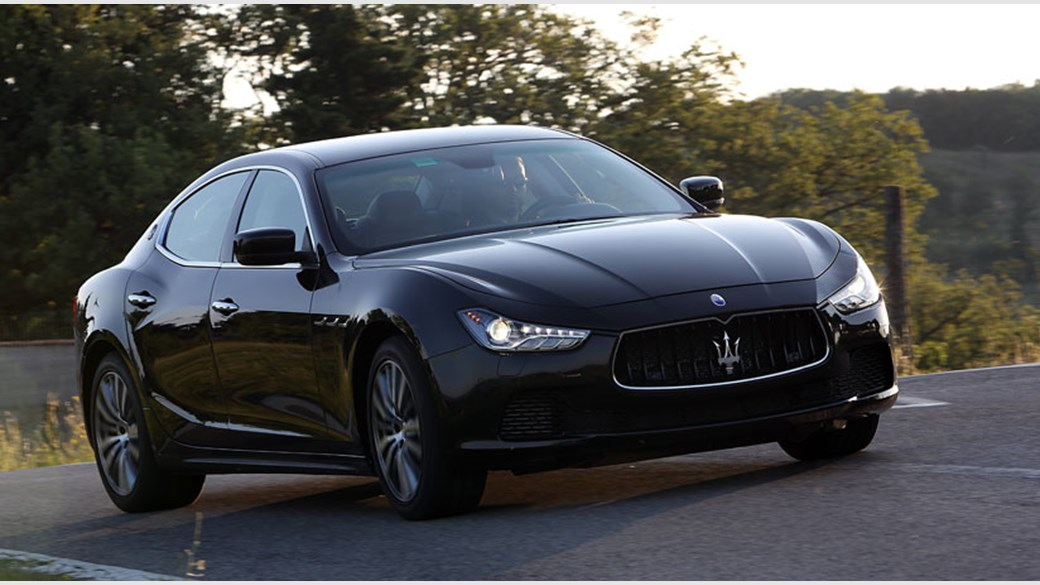 Maserati Ghibli Sel 2017 Review