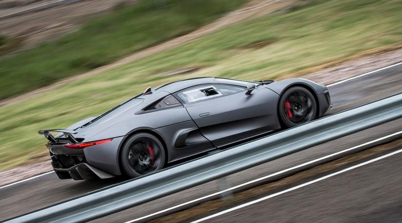 ... Jaguar C X75 (2013) Review ...