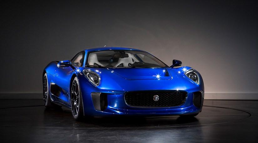 Jaguar C Review By Car Magazine