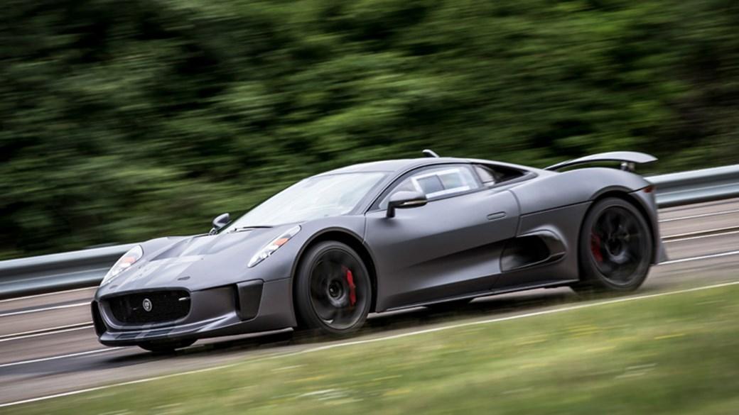 Captivating Jaguar C X75 (2013) Review