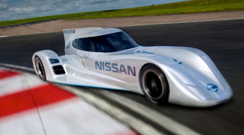 Nissan Zeod Rc Electric Le Mans Racer 2013 First Pictures Car