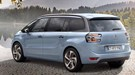 Citroen C4 Grand Picasso (2013) first official pictures