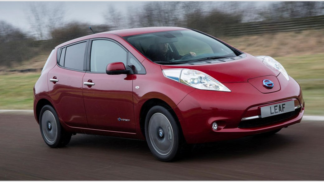 Nissan Leaf 2013 Review Car Magazine