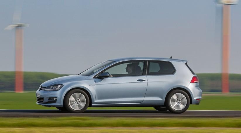 Vw Lease Deals >> VW Golf Mk7 Bluemotion (2013) review | CAR Magazine