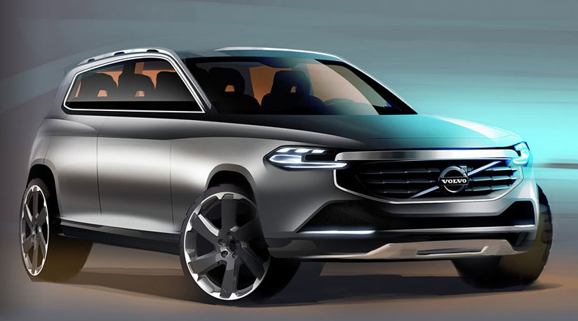 Volvo Announces 2014 Xc90 S World First Safety Tech By Car
