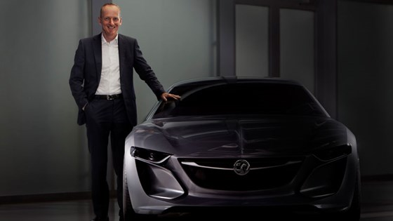 Vauxhall Monza Coupe Concept 2013 At Frankfurt Motor Show Car