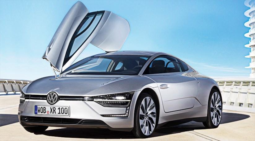 Vw Plotting Xr1 Lightweight Supercar By Car Magazine