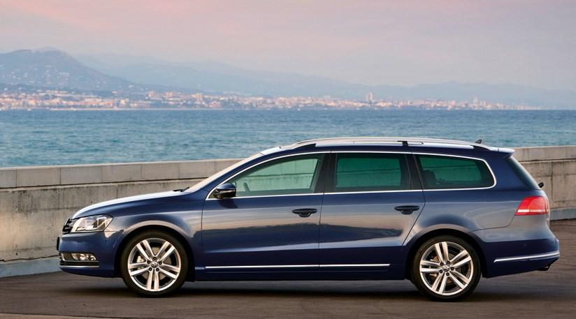 0 Down Lease Deals >> VW Passat 2.0 TDI Estate (2013) review | CAR Magazine