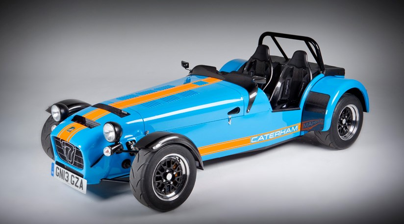 Alfa Stickers >> Caterham 620R (2013) first official pictures by CAR Magazine