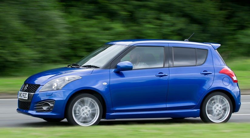 suzuki refreshes swift with five door sport and 4x4 model car magazine. Black Bedroom Furniture Sets. Home Design Ideas