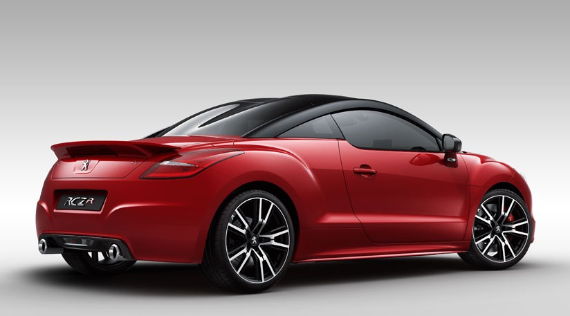 Peugeot Rcz R 2013 First Official Pictures Car Magazine