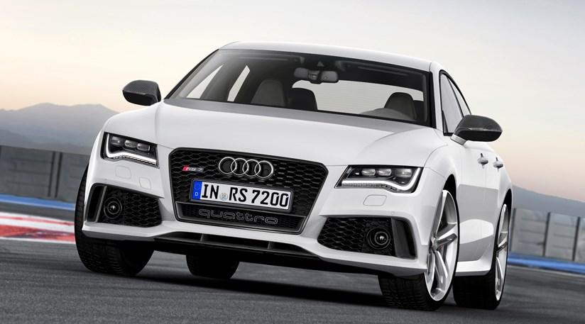 Audi Rs7 Sportback 2013 Review Car Magazine