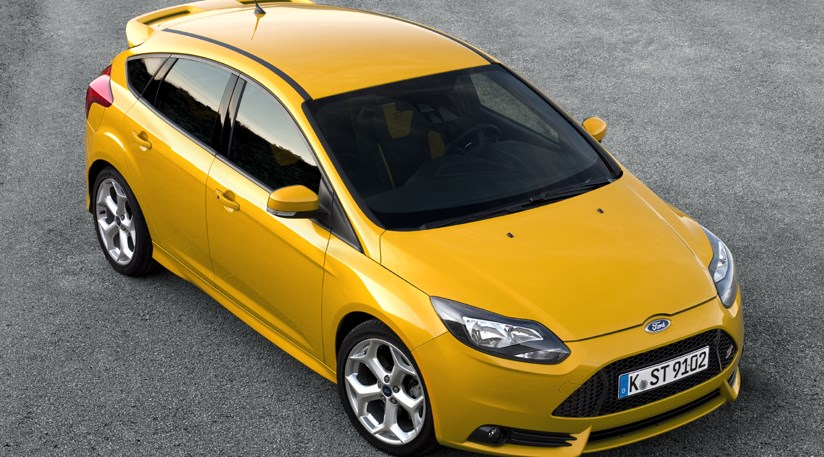 ford fiesta st and focus st get official mountune power upgrades 2013 by car magazine. Black Bedroom Furniture Sets. Home Design Ideas
