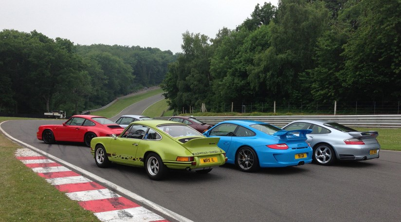 Behind The Scenes On Car S Porsche 911 Icons Photoshoot Car Magazine