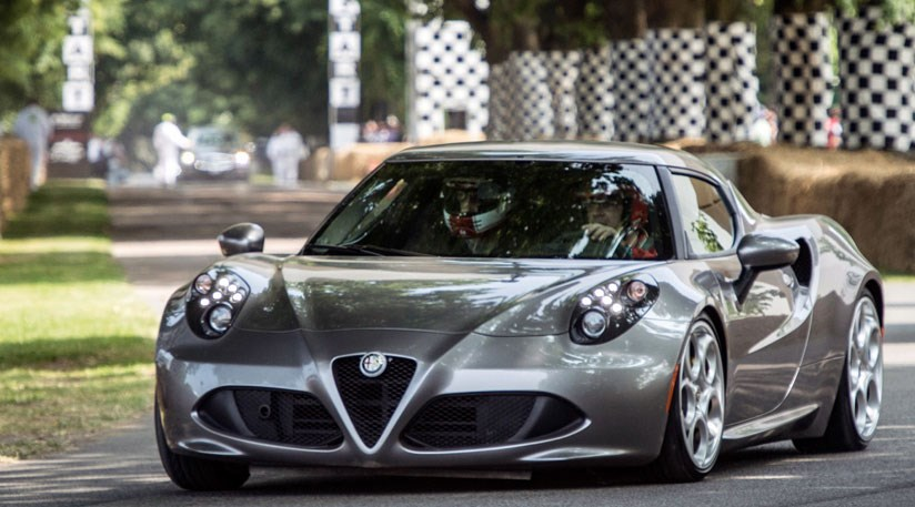 Alfa Romeo To Dump Front Drive Hatches For Rear Drive Saloons By
