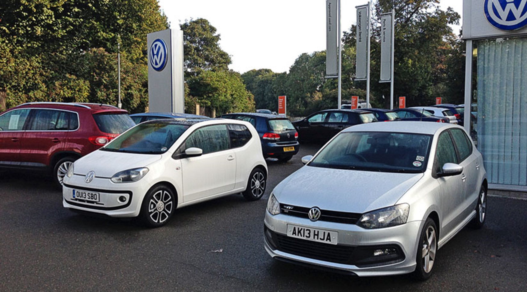 Vw Up Not As Frugal As We Had Hoped