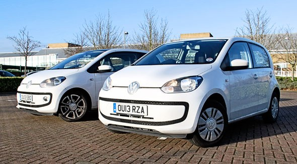 VW Ups and Seat Miis and Skoda Citigos: a triumvirate of Volkswagen group in-fighting