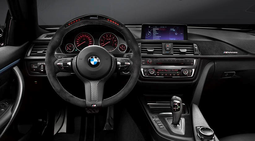 Bmw 4 Series Black Bmw 4-series m Performance