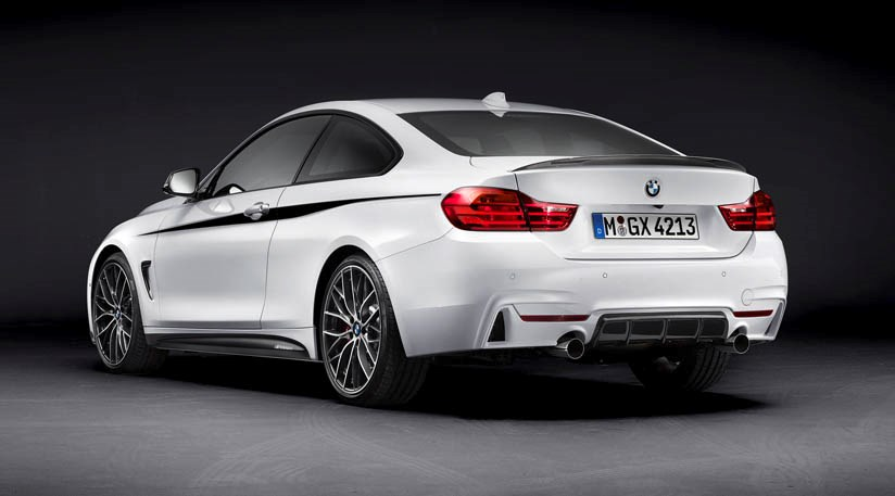 Bmw 4 Series M Performance 2013 First Pictures By Car