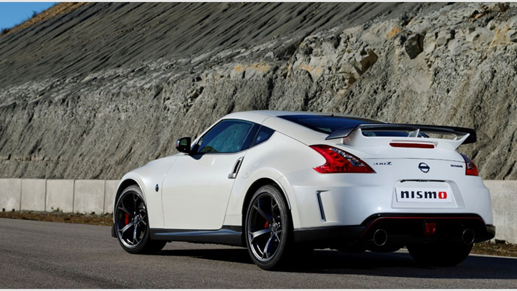 Nissan 370Z Nismo (2013) review | CAR Magazine