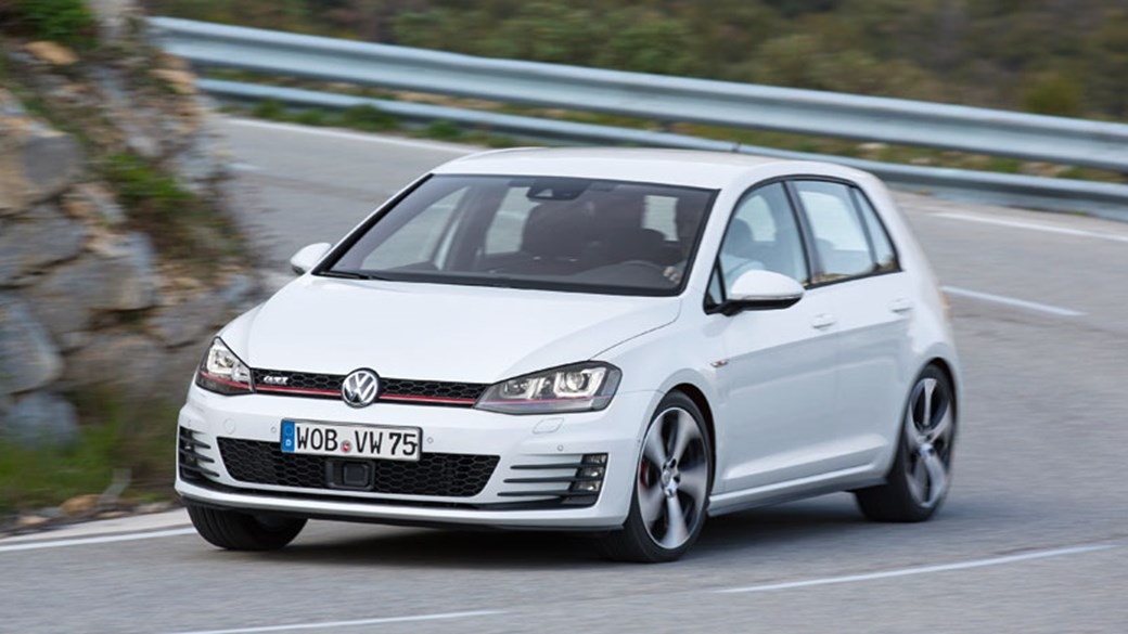 Volkswagen gti performance pack