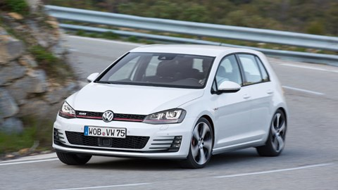 Gti Performance Package >> Vw Golf Gti Performance Pack 2013 Review Car Magazine