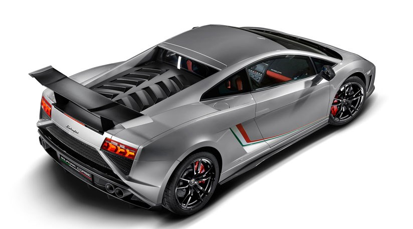 Lamborghini Gallardo Squadra Corse 2013 At Frankfurt Motor Show