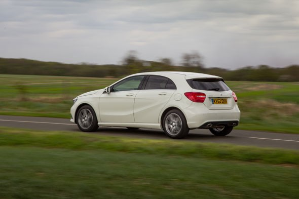 Our new Mercedes A200 CDI review