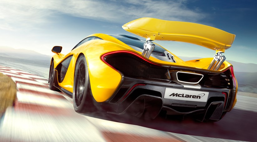 Car Tech How Much F1 Is In The Mclaren P1