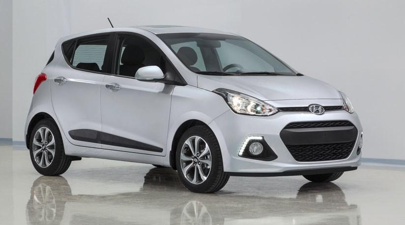 Hyundai I10 2013 At Frankfurt Motor Show