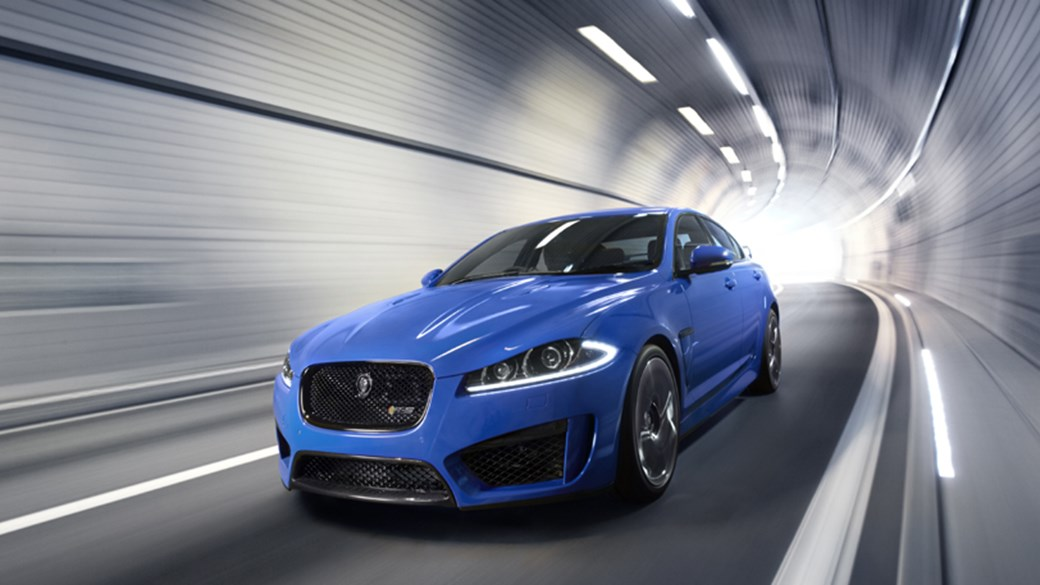 Jaguar XFR S (2013) Review