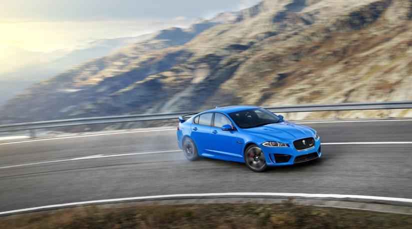 Jaguar XFRS 2013 review by CAR Magazine