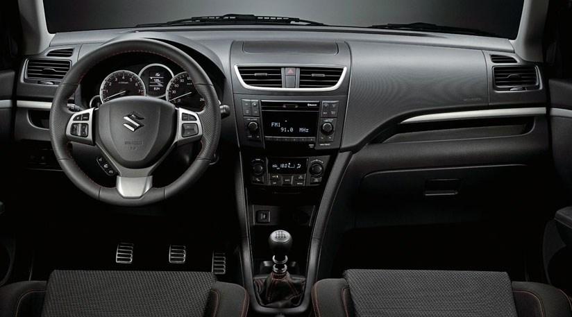 Suzuki Swift Sport five-door (2013) review | CAR Magazine